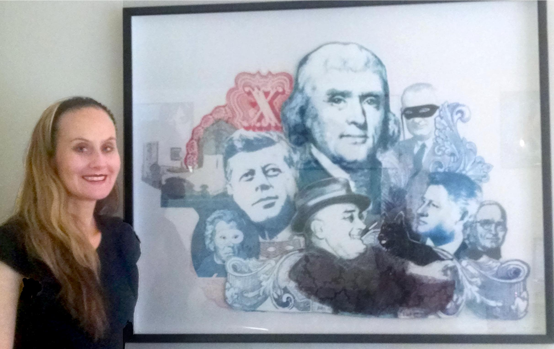Jennifer Mara - Artist and Graphic Designer